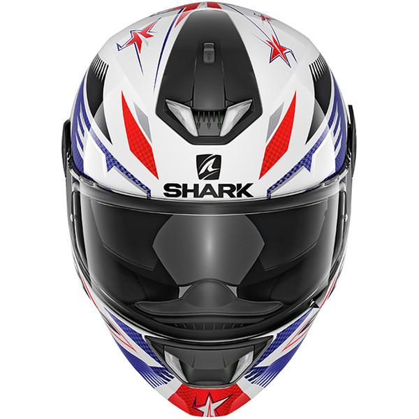 casque skwal 2 draghal shark moto dafy moto casque int gral de moto. Black Bedroom Furniture Sets. Home Design Ideas