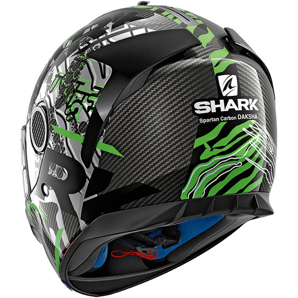 casque spartan carbon daksha shark moto dafy moto casque int gral de moto. Black Bedroom Furniture Sets. Home Design Ideas