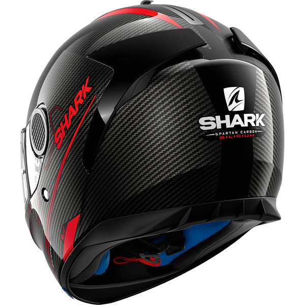casque spartan carbon silicium shark moto dafy moto. Black Bedroom Furniture Sets. Home Design Ideas