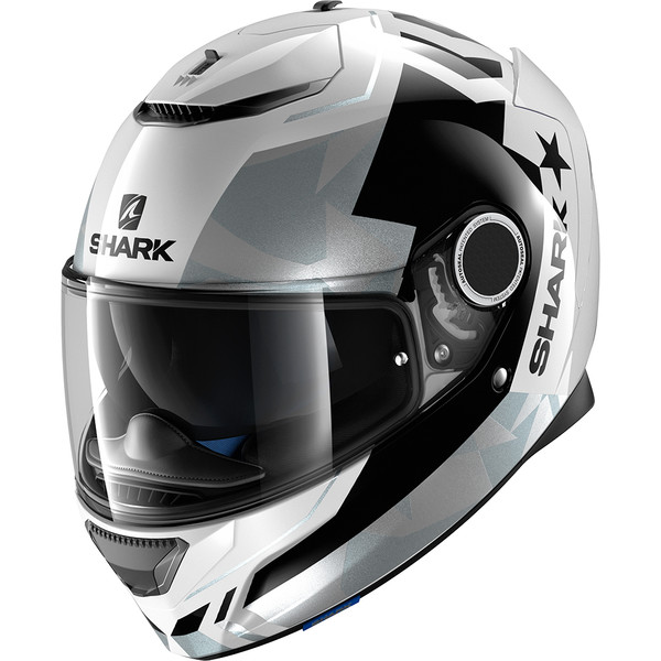 casque spartan droze shark moto dafy moto casque int gral de moto. Black Bedroom Furniture Sets. Home Design Ideas