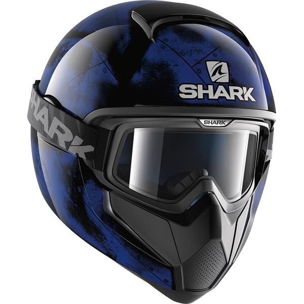 casque vancore flare shark moto dafy moto casque int gral de moto. Black Bedroom Furniture Sets. Home Design Ideas