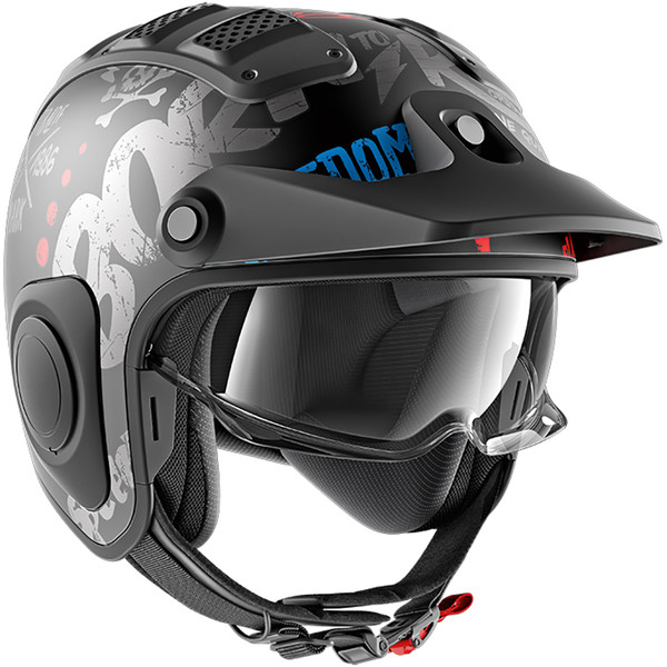 Casque X-Drak Freestyle cup Mat