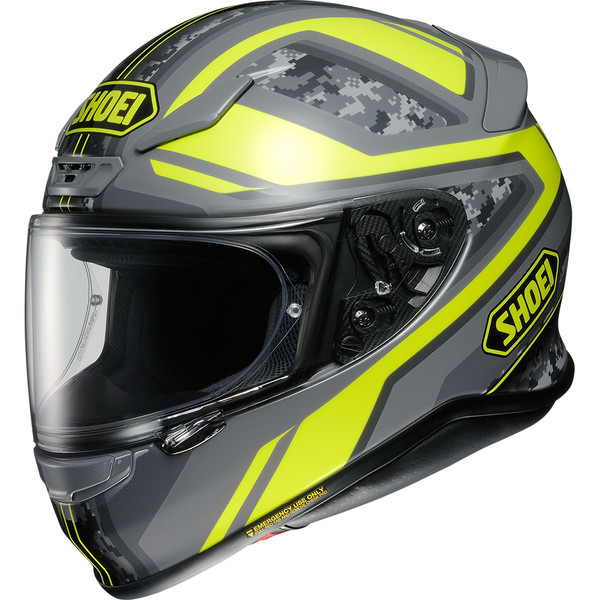 Casque NXR Parameter