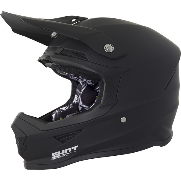 casque furious solid shot moto dafy moto casque tout terrain de moto. Black Bedroom Furniture Sets. Home Design Ideas