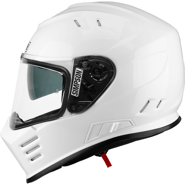 Casque Venom Ghost Solid
