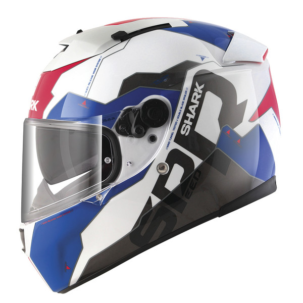 Casque Speed R Series 2 Sauer 2