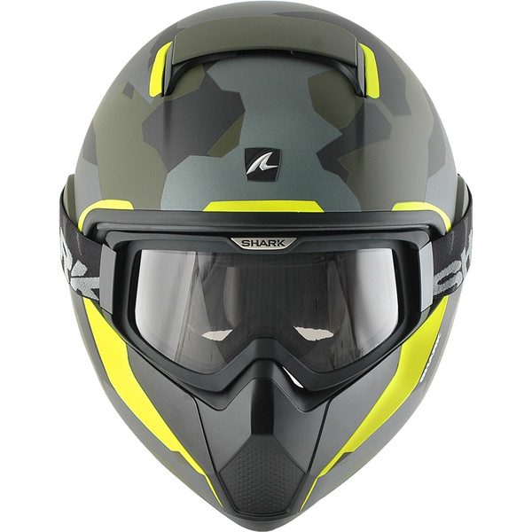 Casque Vancore Wipeout Mat