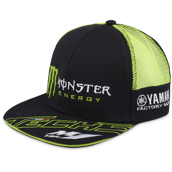 Casquette Big M Flat Tech3 Monster Energy®