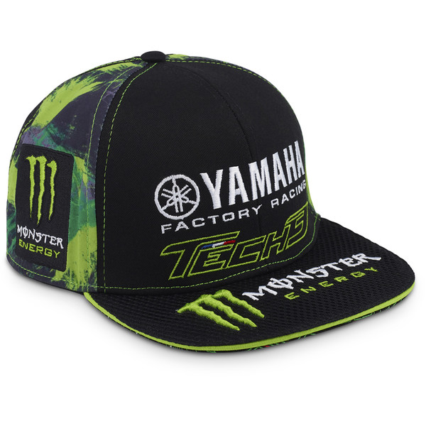 Casquette Camo Flat Peak Tech3 Monster Energy®