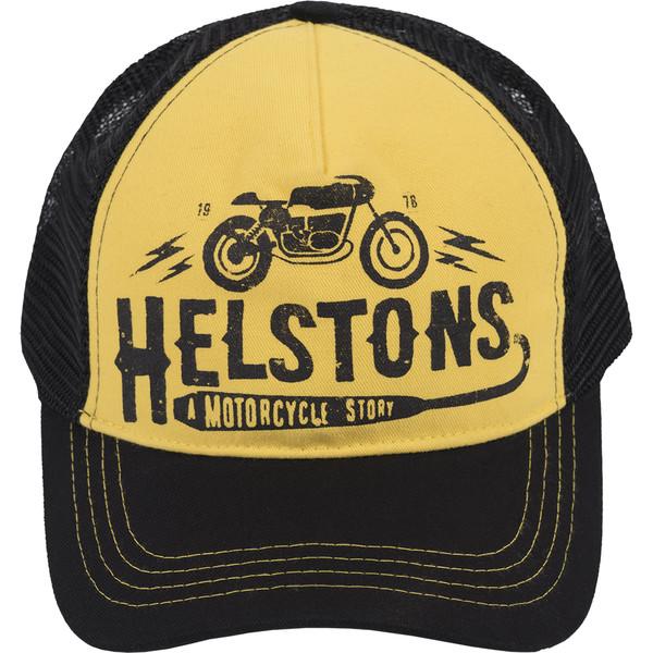 Casquette Trucker Cafe Racer Helstons