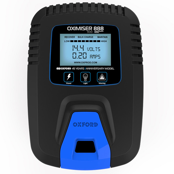Chargeur Oximiser 888
