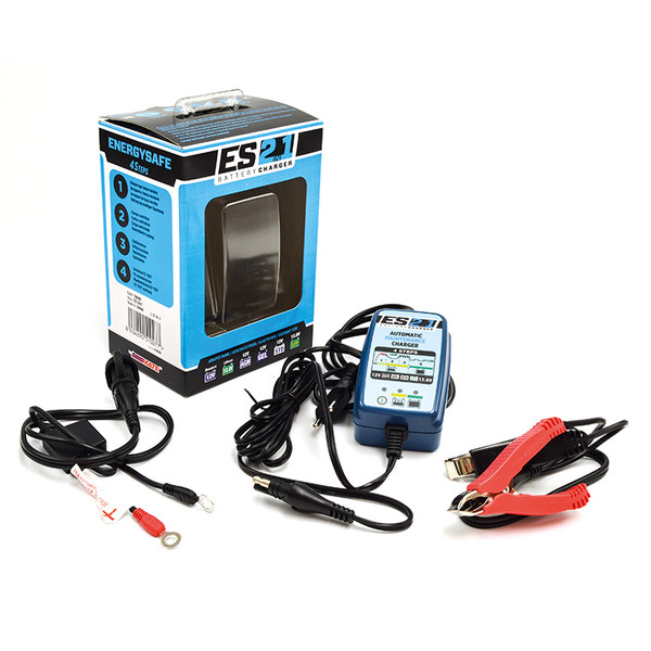 Chargeur de batterie TM 408