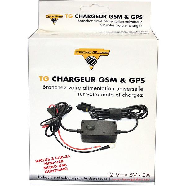 Chargeur GPS et Smartphone