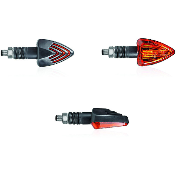 Clignotants à Ampoules Gunner
