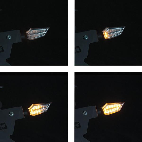 Clignotants séquentiels LED Return