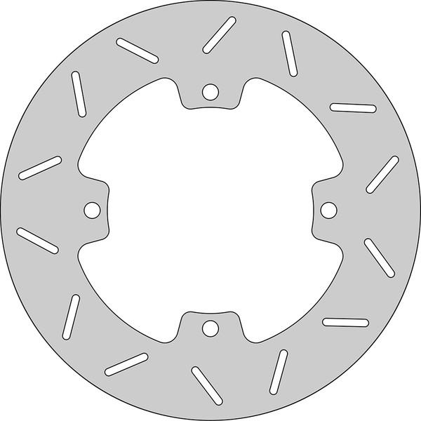 Disque de frein FE.D577