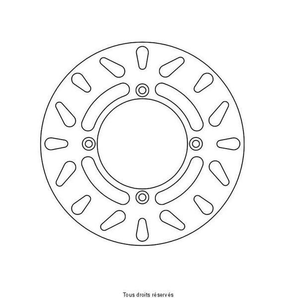 Disque de frein Suzuki DIS1253W