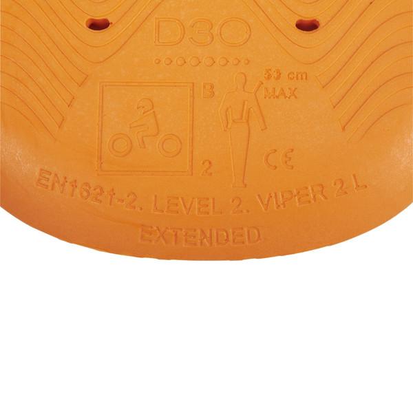 Dorsale Viper D3O Niveau 2