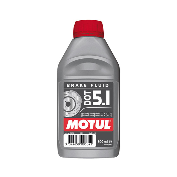 DOT 5.1 Brake Fluid 500ml