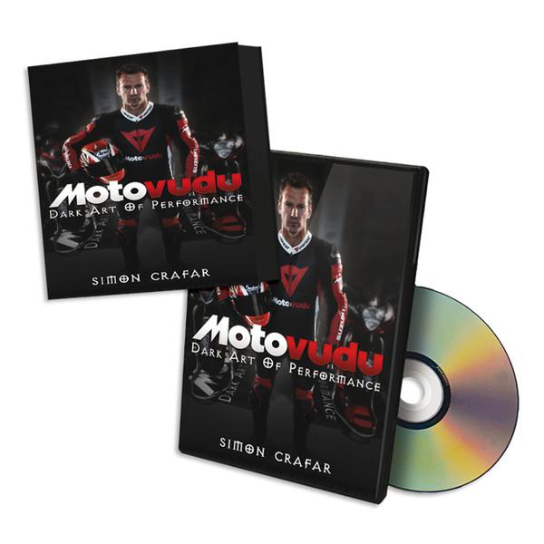 DVD et Livre Motovudu Simon Crafar