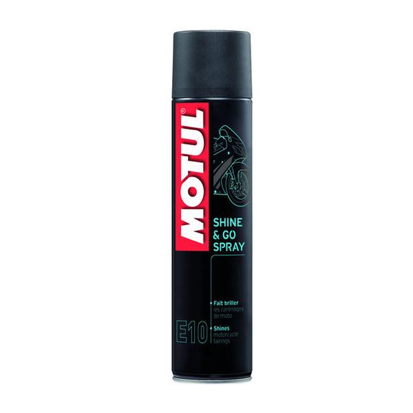 Nettoyant à sec E10 Shine & Go Spray 400 ml