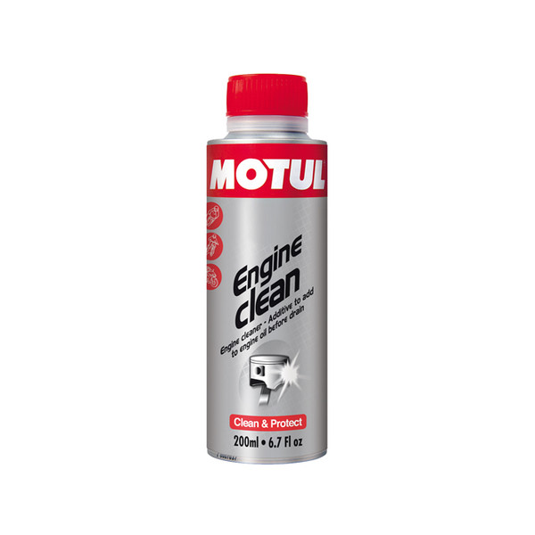 nettoyant moteur engine clean moto 200ml motul moto dafy moto huile moteur et additif de moto. Black Bedroom Furniture Sets. Home Design Ideas