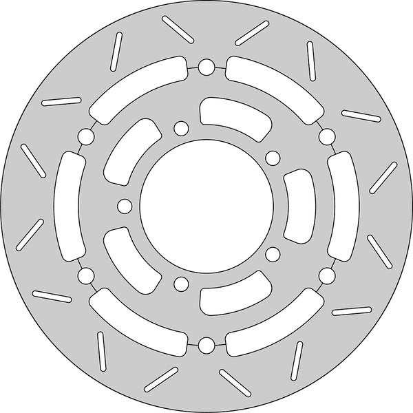 Disque de frein FE.FLAS843
