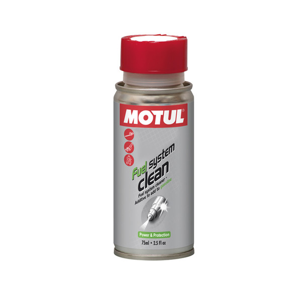 Fuel System Clean Scooter 75ml