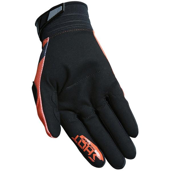 gants devo alert shot moto dafy moto gant tout terrain de moto. Black Bedroom Furniture Sets. Home Design Ideas