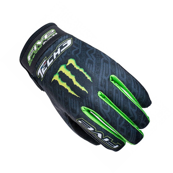 Gants Planet Replica Tech3 Monster Energy®