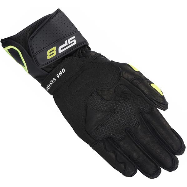 gants sp 8 alpinestars moto dafy moto gant racing de moto. Black Bedroom Furniture Sets. Home Design Ideas