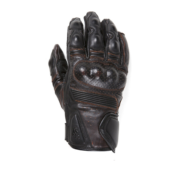 Gants Tech Pro Hiver Cuir Pull Up