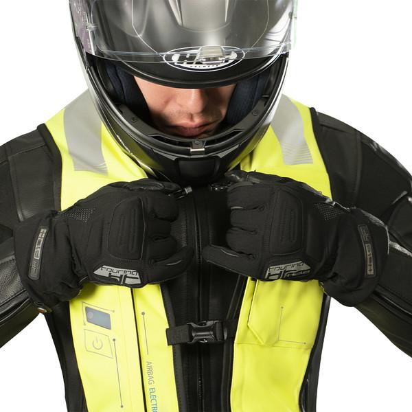 Gilet airbag électronique e-Turtle
