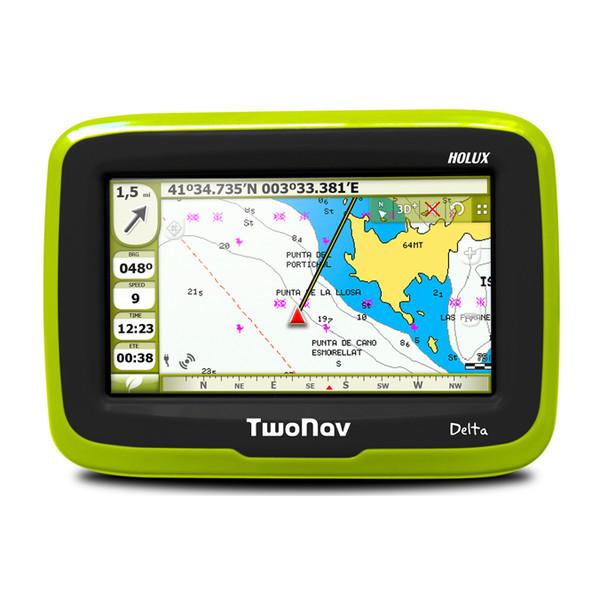 GPS Delta + Carte Europe OFFERTE