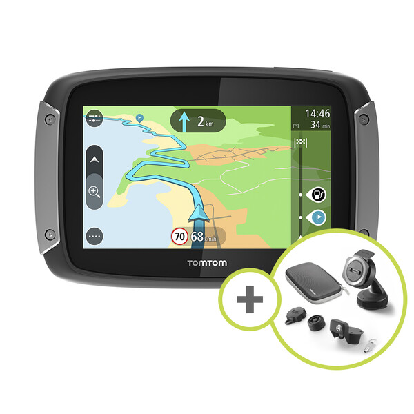 GPS Rider 450 Pack Premium