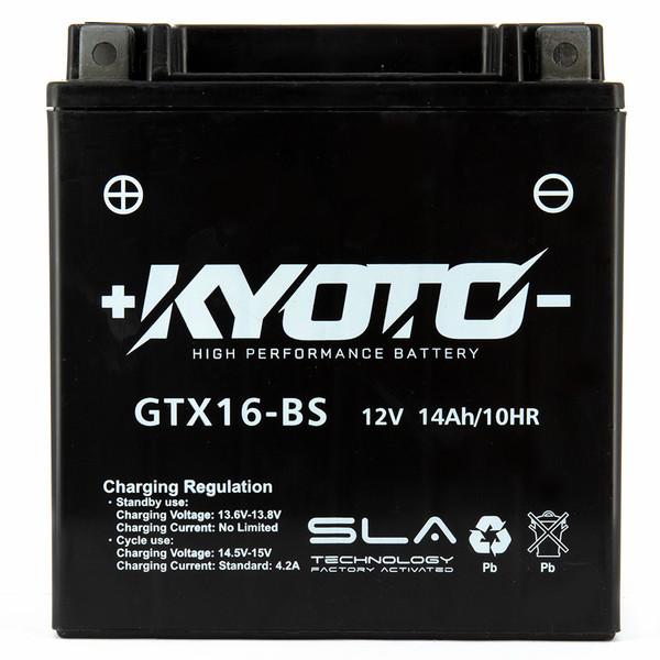 Batterie GTX16-BS SLA