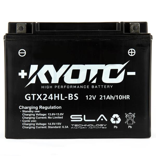 Batterie GTX24HL-BS SLA AGM