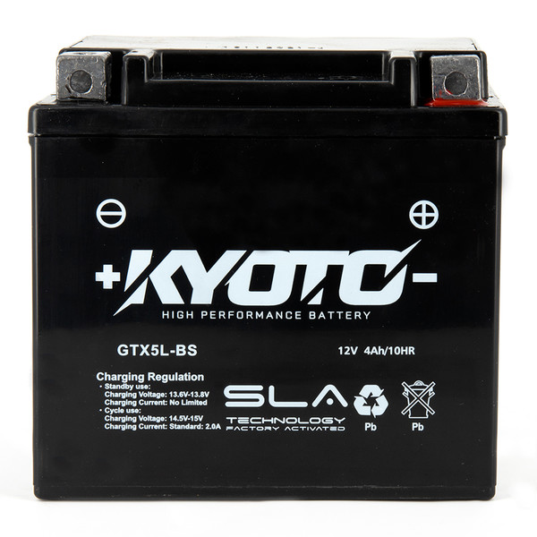 Batterie YTX5L-BS SLA AGM