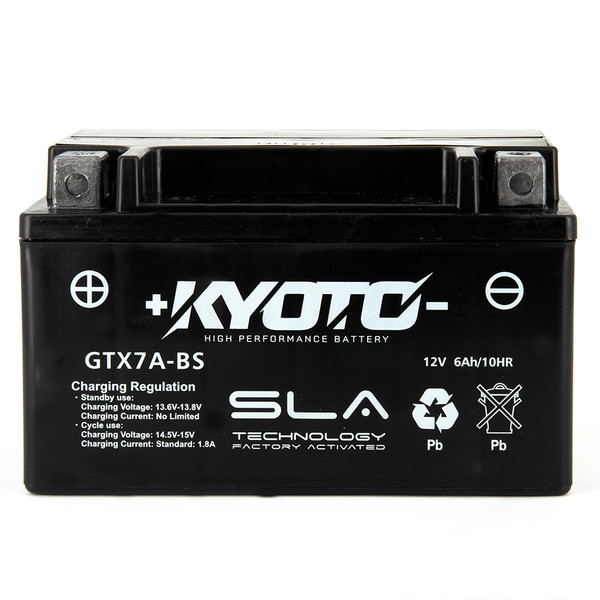 Batterie YTX7A-BS SLA AGM