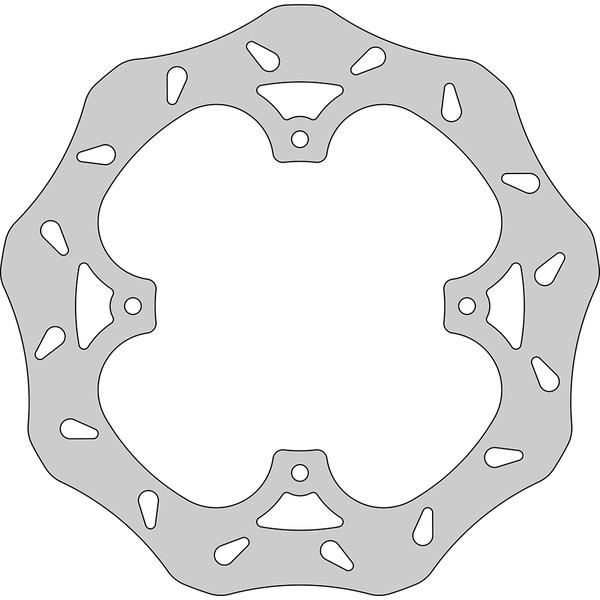 Disque de frein FE.H351V