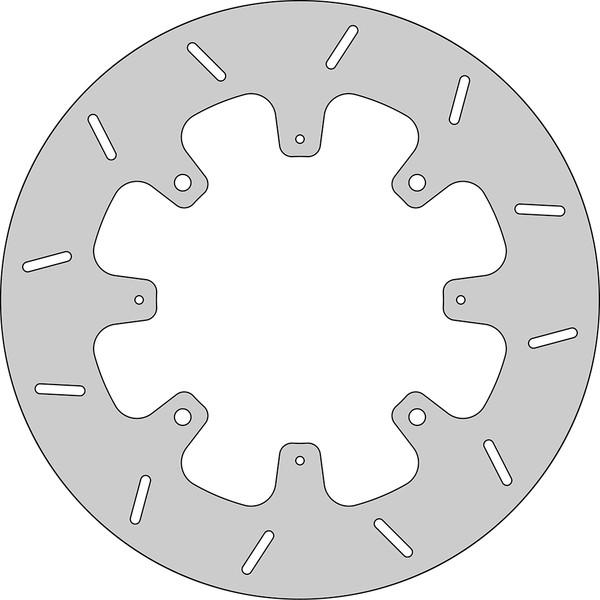 Disque de frein FE.H362