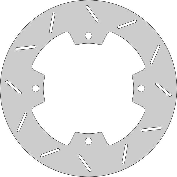 Disque de frein FE.H453