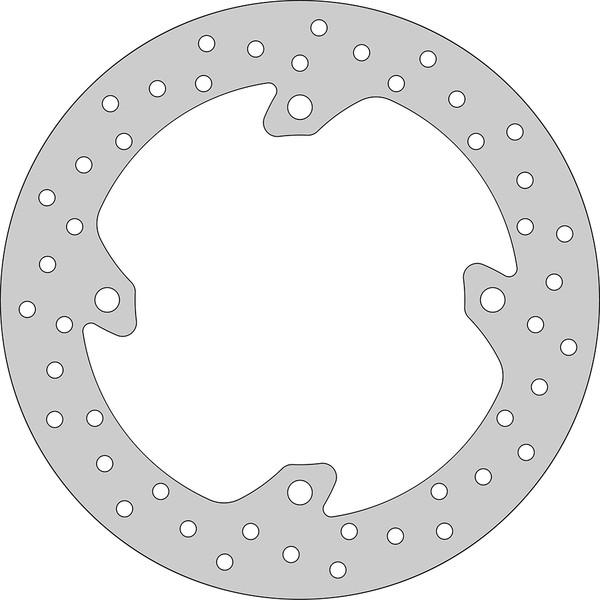 Disque de frein FE.H533