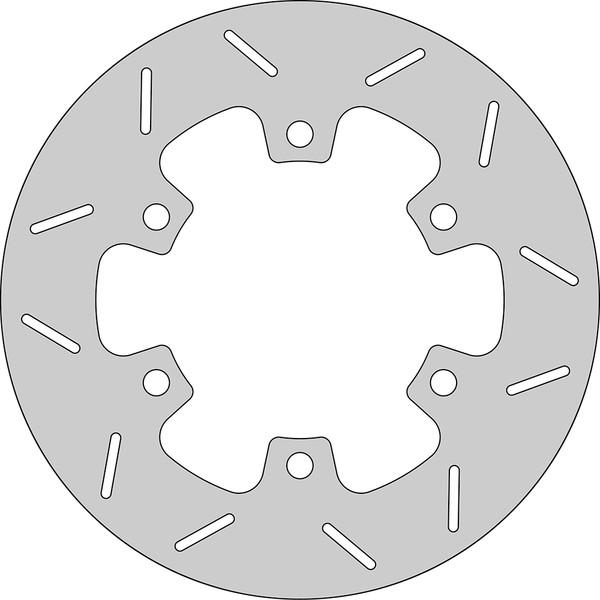 Disque de frein FE.H535