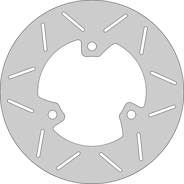 Disque de frein FE.H537