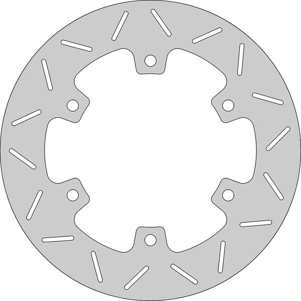 Disque de frein FE.H602