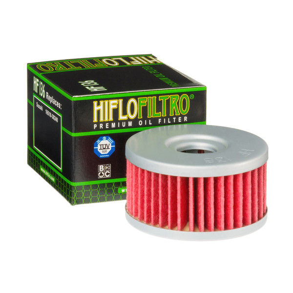Filtre à huile HF136