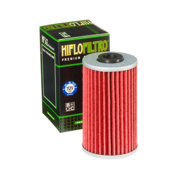 Filtre à huile HF562