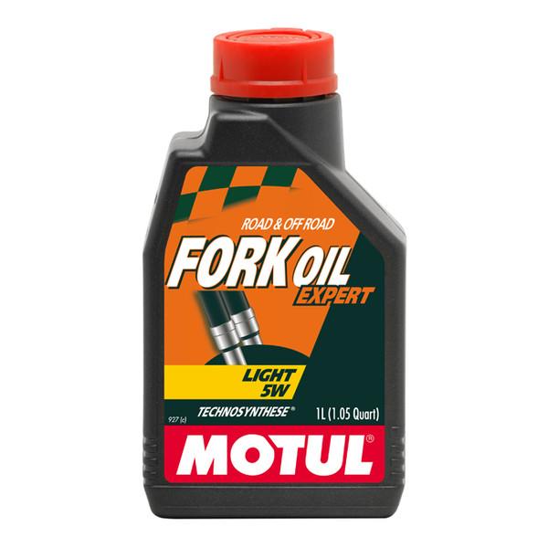 Huile Fork Oil Expert Light 5W 1L