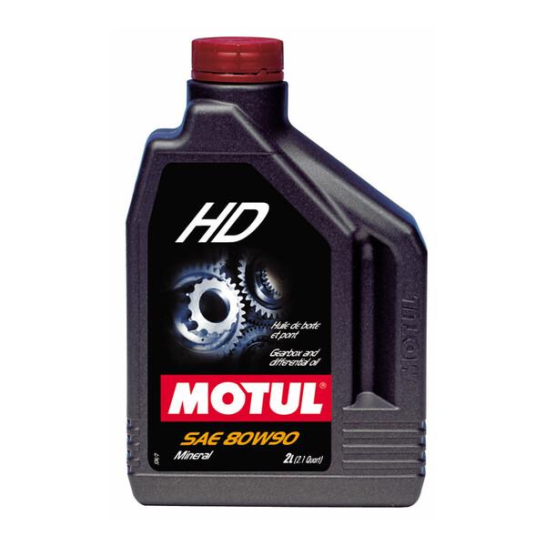 Huile HD 80W90 2L
